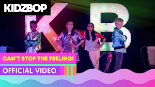KIDZ BOP Kids - Can't Stop The Feeling! (Official Music Video) [KIDZ BOP]