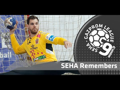 SEHA Remembers: Marton Szekely's save against Vojvodina