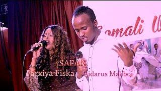 SAFAR By Aidarus Maliboi iyo Farxiya Fiska wadani song 2013 2014