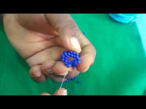 How to make a Beaded fur design