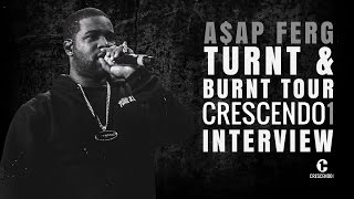 A$AP FERG IS ON TOP OF HIS GAME AND STILL $TRIVING [INTERVIEW]