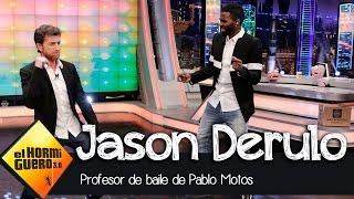 Jason Derulo Enseña A Bailar A Pablo Motos - El Hormiguero 3.0