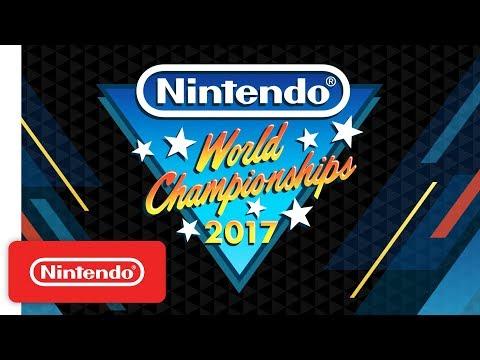 Nintendo World Championships 2017 - Announcement