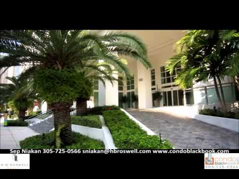 The Plaza at Brickell - Miami Condos - Video Tour