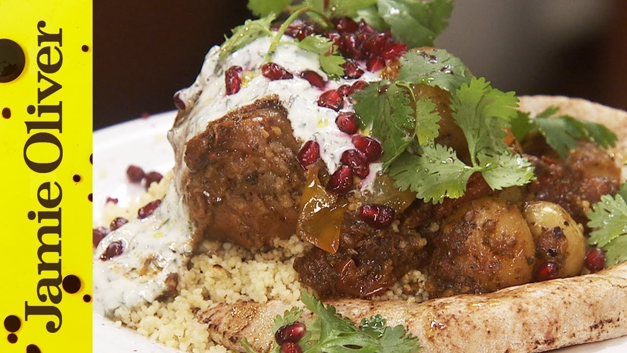 Quick Lamb Tagine By Jamie Oliver Recipesbnb