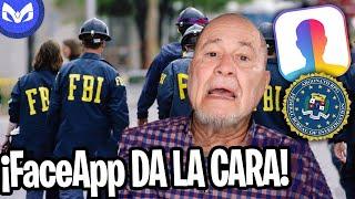 FBI A INVESTIGAR FaceApp SENADOR EEUU  LO PIDE !