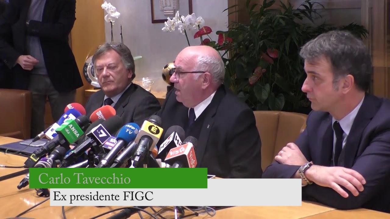Svolta in FIGC, lascia Tavecchio