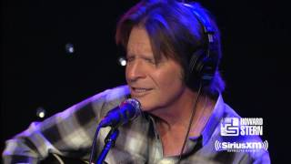 <b>John Fogerty</b> Performs Have You Ever Seen The Rain For Howard Stern