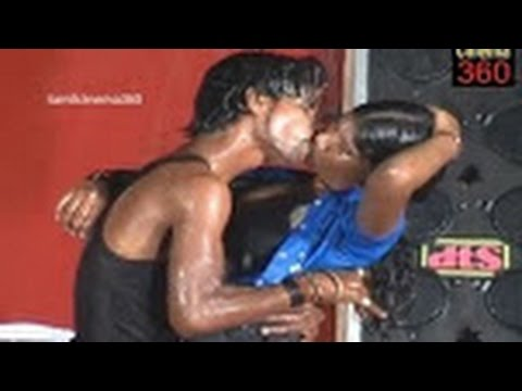 Hot Tamil village record dance