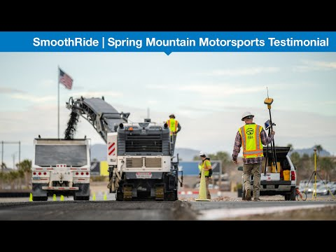 Topcon SmoothRide Resurfacing Solution