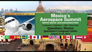 Mexico´s Aerospace Summit 2019