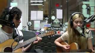 "The Aquadolls ""Wander"" Live at KBeach 3/11/13"