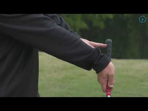 Breaking 90: Chipping Right Hand Only