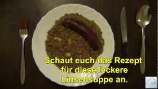 Linsensuppe kochen - Das begehrte Linseneintopf Rezept von Oma