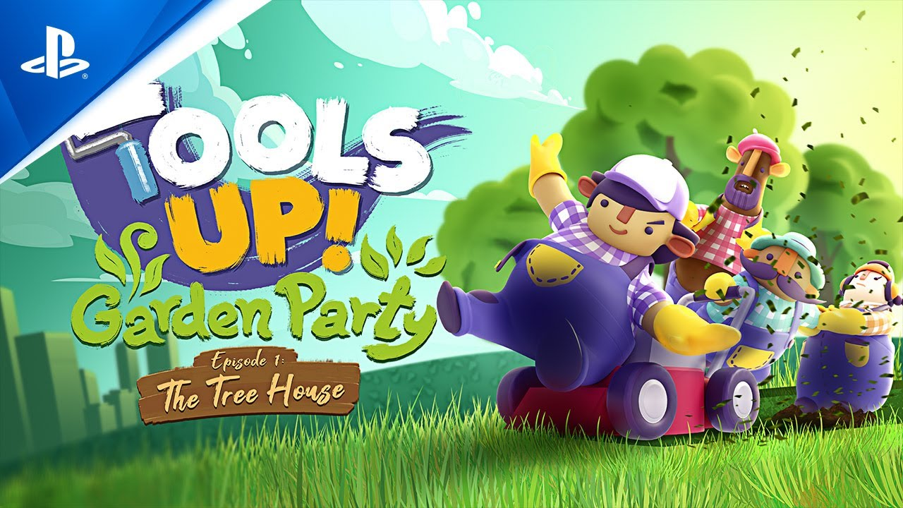 Tools Up! announces Garden Party, a trio of DLC episodes
