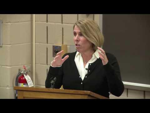 Barbara Heim '83 Presentation - 4/20/2017
