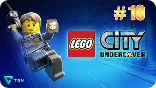 preview picture of video 'LEGO City Undercover - Capitulo 10 - Español (WiiU) 1080p HD'