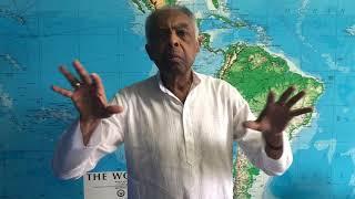 Boas vindas Ecorais Gilberto Gil