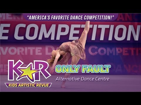 """""""Only Fault"""" from Alternative Dance Centre"""