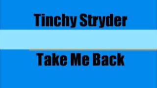 Tinchy Stryder, Take Me Back - Dj Sun-E Remix