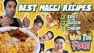 Wah! The Fun EP4 - Who Cooks The Best Maggi Noodles?