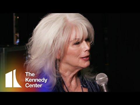 Emmylou Harris on Linda Ronstadt | 2019 Kennedy Center Honors Backstage