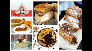 8 Holiday Desserts To Impress EVERYONE! EASY RECIPES!