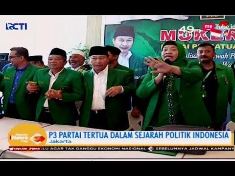 Sepak Terjang PPP Sebagai Partai Tertua dalam Sejatah Politik Indonesia - SIP 26/02