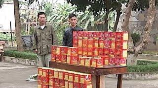 Nghệ An tăng cường đấu tranh với tội phạm mua bán, vận chuyển pháo nổ dịp Tết Nguyên đán