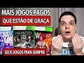 Microsoft Enlouqueceu: Mais Jogos Gr tis Para Seu Xbox
