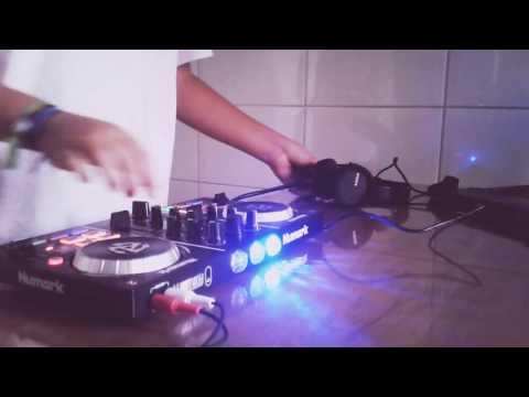 Mix electrónica-numark party mix//-por vitron