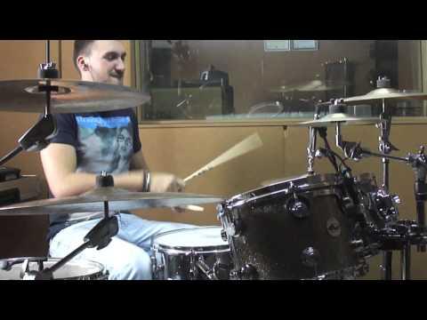 Jesús García-Ochoa: David Bisbal - Cómo será (drum cover)