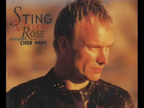 Desert Rose (Album Version) - STING feat. CHEB MAMI