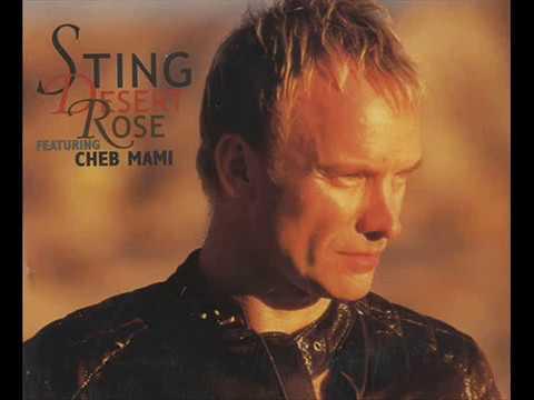 Desert Rose (Album Version) - STING feat. CHEB MAMI