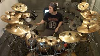Rush-YYZ Drum Cover