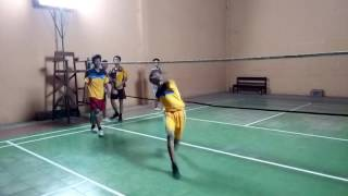 Gambar cover Roll spike Training #by anak gemaputra