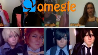 Black Butler goes on Omegle!