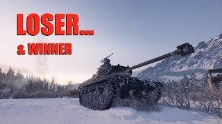 WOT - There Is A Loser & A Winner | #WorldofTanks