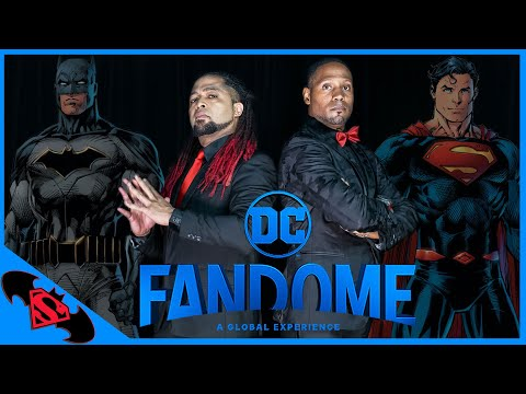 Join the ComicsPlus! crew LIVE for DC Fandome!!! It's almost time!!!