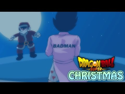 Dragonball Christmas Animation Collab #1
