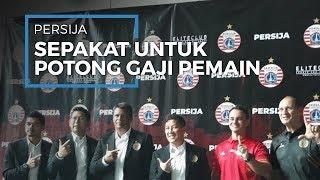 Persija Jakarta Ikuti Anjuran dari PSSI untuk Potong Gaji Pemain saat Kompetisi Liga 1 Berhenti
