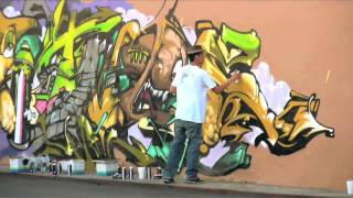 SEPTEMBER 2009 - TYKE WITNES - THE SEVENTH DAY PROJECT [HD]