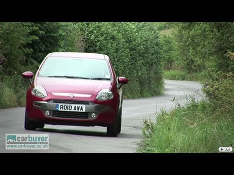 Fiat Punto hatchback review - CarBuyer