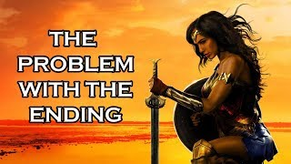 The Problem With Wonder Woman's Ending
