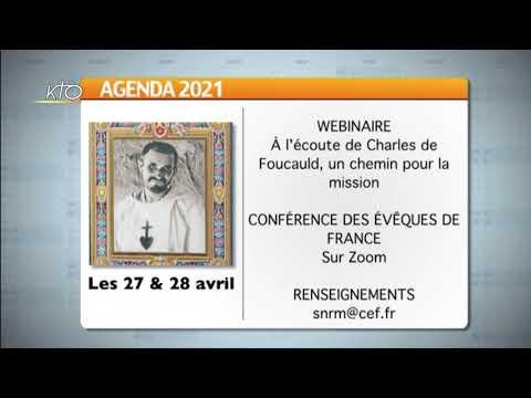 Agenda du 19 avril 2021