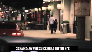 Rapper 2 Chainz Records A Man Being EXTRA THIRSTY