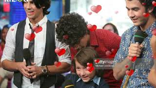 Frankie Jonas ~ Hey Little Brother