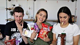 Vegan Taste Test With My Non-Vegan Friends! - Video Youtube