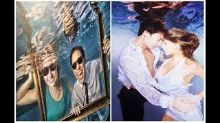 Underwater Engagement Shoots : New Trend For A New Year