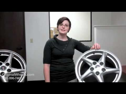 Sunfire Rims & Sunfire Wheels - Video of Pontiac Factory, Original, OEM, stock used rim Co.